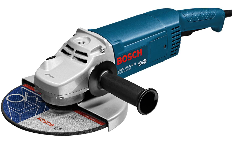 Болгарка (ушм) Bosch GWS 22-230 JH 601882203
