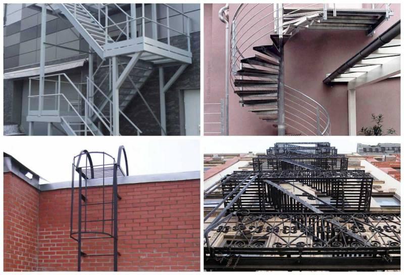 Пожарные лестницы – один из важнейших пунктов, если речь идет о пожарной безопасности, ведь они являются залогом безопасности людей при чрезвычайной ситуации